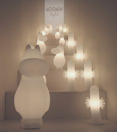Moomin lamp – small