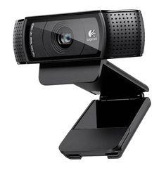 Skype で 1080p 通話できる ロジクール HD プロ ウェブカム C920