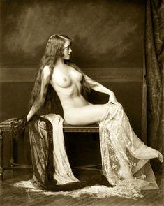 A Ziegfeld Follies Girl by Alfred Cheney Johnston