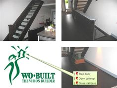 Wo-Built Addition Renovation Project Innovative Idea: Trapdoor, photo