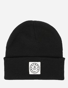Depot2 Berlin - Beanie Stamp 36 black