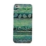 Green Totems Pattern Hard Case for iPhone 5/5... – GBP £ 1.41