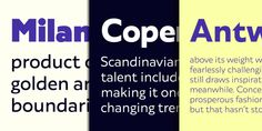 Agile Sans Font: Agile Sans is a contemporary humanist font family with classicist roots. Hence its name, Agile Sans suits many occasions from branding . Great Fonts, New Fonts, Humanist Font, Font Face, Font Family, Type Design, Branding, San, Feelings