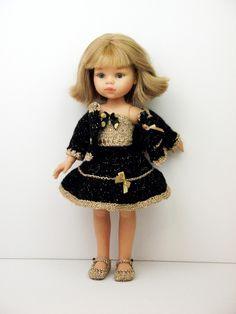 Vêtements compatibles aux poupées Chéries de corolle, Paola reina, Nicoletta, de…
