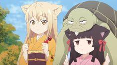 Sometimes you start an anime for trivial reasons. Things like cute characters, fanservice or even just plain boredom. 5 Anime, Girls Anime, Neko, Best Animes Ever, Fox Spirit, Fanart, Iroha, Fox Girl, Akashic Records