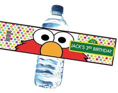 Elmo Birthday Party Ideas - by a Professional Party Planner Elmo Birthday, Dinosaur Birthday, Birthday Party Themes, Birthday Ideas, Elmo Party Decorations, Mickey Mouse Centerpiece, Mickey Mouse Invitation, Sesame Street Party, Mickey Party