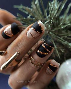 Chic Nails, Stylish Nails, Trendy Nails, Swag Nails, Get Nails, Fancy Nails, Love Nails, Hair And Nails, Minimalist Nails