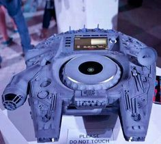 A Pioneer CDJ that is out of this world!