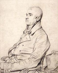 Jean Auguste Dominique Ingres.