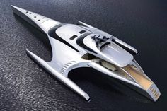 Adastra superyacht launches in China