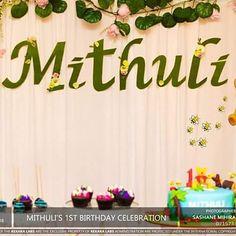 Mithuli is One... Birthday Celebration, Birthdays, In This Moment, Celebrities, Instagram, Anniversaries, Celebs, Birthday, Famous People