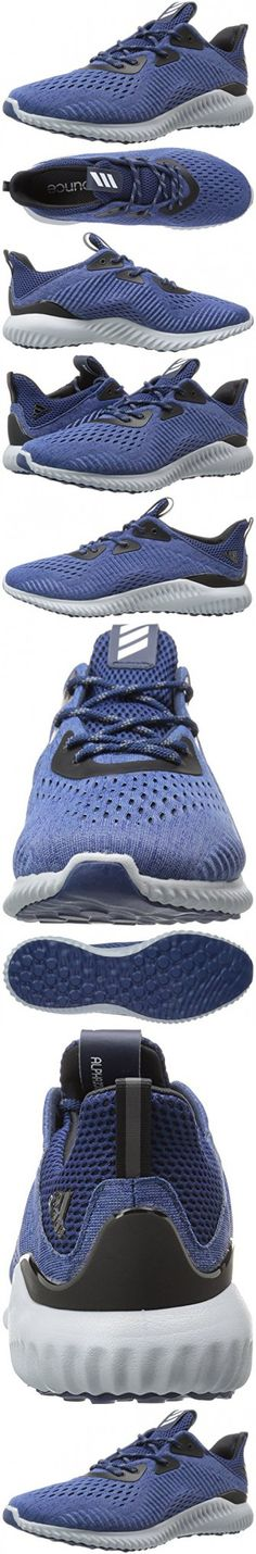 half off 34aaf 12f3c Adidas Performance Men s Alphabounce EM M Running Shoe, Collegiate Navy Utility  Black Mystery Blue, 11 M US