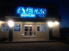 Apart Hotel Ayekan en Villa Carlos Paz, Córdoba #ApartCarlosPaz www.ayekan.com.ar