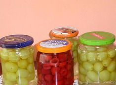 Sandwich Cake, Canning Recipes, Mason Jars, Convenience Store, Food, Cold Cuts, Preserve, Convinience Store, Essen
