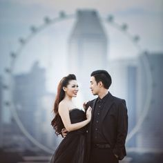 Prewedding Singapore