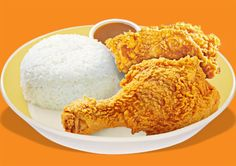 Homemade Jollibee Chicken Joy Recipe Now this recipe is definitely one to bring out plenty of childhood memories and thoughts of home. The ubiquitous fast Cooking Fried Chicken, Crispy Fried Chicken, Fried Chicken Recipes, Filipino Fried Chicken Recipe, Recipe Chicken, Healthy Chicken, Healthy Meals, Filipino Dishes, Filipino Recipes