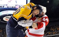 Bert giving douchebag Weber a taste of his own medicine. :P
