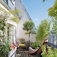 Terrasses: toutes nos inspirations pour profiter de l'été - Marie Claire Maison
