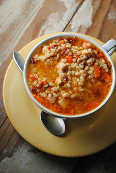 ... Ideas on Pinterest | Barley recipes, Barley soup and Barley salad