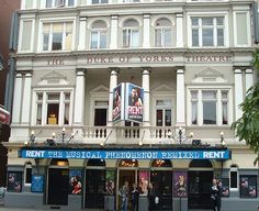 Duke of York's Theatre, London  http://ourlondontaxi-london.blogspot.com/2012/01/west-end-theatre.html