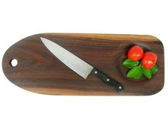 Relix Walnut 04 cutting board with collection bowl $50