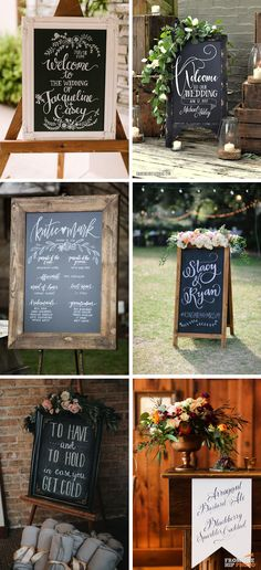 What wedding is complete without signs?! From your welcome sign to your signature drink sign, giving your guests some direction in a beautiful way is necessary in your wedding decor. At Alexan Events, we love creating signage for our wedding day clients. Here are some ideas and some of our latest…