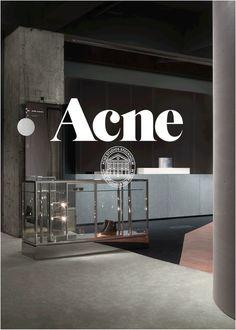 Acne Studios Flagship Store, Aoyama Tokyo.