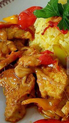 Κοτοτηγανιά !!! ~ ΜΑΓΕΙΡΙΚΗ ΚΑΙ ΣΥΝΤΑΓΕΣ 2 Cookbook Recipes, Cooking Recipes, Mediterranean Recipes, Greek Recipes, Spaghetti, Chicken, Meat, Ethnic Recipes, Gourmet