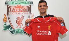 Liverpool move a dream come true,says Dejan Lovren
