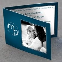 Photo Wedding Invitation - DIY