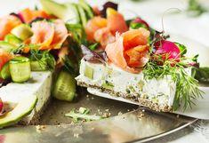 tort kanapkowy wielkanocny Feta, Dairy, Cheese, Blog, Kitchens, Drinks, Blogging