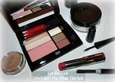 @Mary Kay Mary Kay The White-Hot Suit (… and the red HOT lip!) – Get the Look!  #MKtrend #MKholidaylook