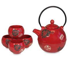 Tea Set - Celebration