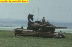 "Flakpanzer ""Gepard"""