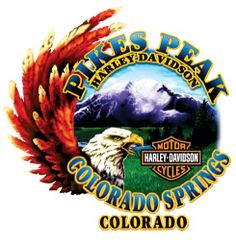 Pikes Peak Harley-Davidson  5867 N. Nevada Avenue   Colorado Springs, CO 80918  888-234-9614    Click on the logo to view bike inventory