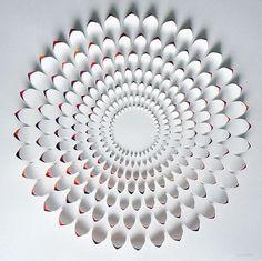 Circle paper
