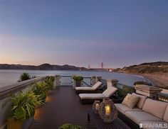 164 Sea Cliff Avenue is the latest abode to make it into our very exclusive Most Expensive Club.  The 7-bed, 6-bath house is perched on the cliffs overlooking the Pacific Ocean.  Asking price?  A...