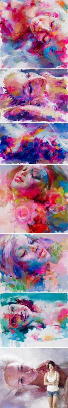 Oil painting- By Peihang Huang