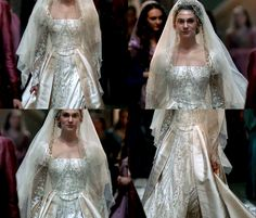 Farya Sultana's wedding dress - 2x10 - Magnificent Wardrobe