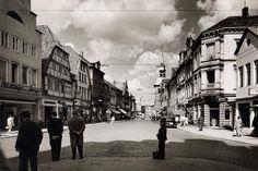 Die Lange Straße in der Oldenburger Innenstadt.