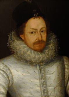 1595, Sir John North MP, British (English) School. Vyne Estate, Hampshire. National Trust Collections, UK.