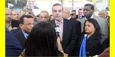 Luis Abinader da seguridades a dominicanos Estados Unidos cambio viene en próximas elecciones