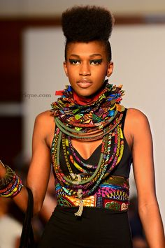 C'EST BEAUX CES ACCESSOIRES!     CIAAFRIQUE ™ | AFRICAN FASHION-BEAUTY-STYLE: fashion show