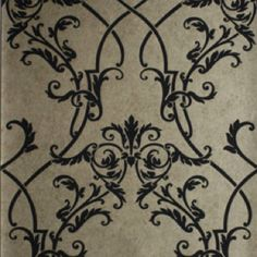 Wallpaper From The Hgtv Home By Sherwin Williams Collection Pattern Sw