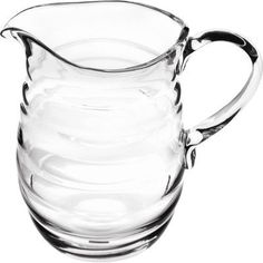 Portmeirion Sophie Conran Glassware Pitcher Size: Large