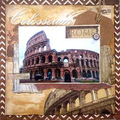 Colosseum - Scrapbook.com