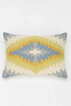Magical Thinking Geo Medallion Pillow - Urban Outfitters