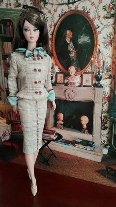 Silkstone Barbie Highland Fling