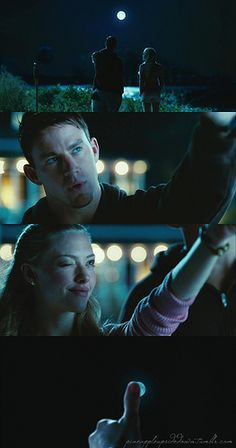 No matter where you are in the world, the moon will never be any bigger than the size of your thumb - Dear John <3