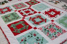 Christmas Quilt | Christmas quilts